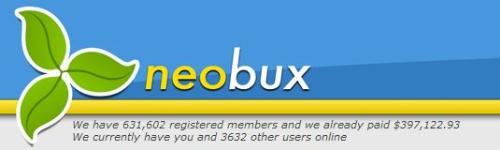 NeoBux  -  NeoBux is very colorful and not like a lot of the other cookie-cutter PTC sites. If you'd like more information, check out my blog!