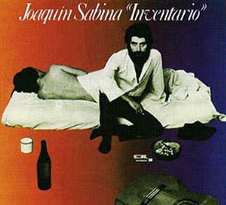 Inventario - Inventario. First album in the Discography of joaquin Sabina.