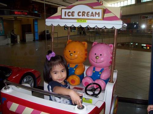 Cute Lil Yana - the niece that I love so much