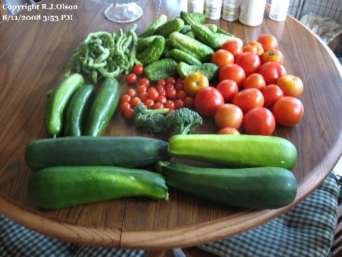 Freshly Picked - This weekends pickings