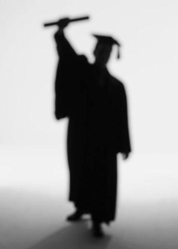 graduate - boy graduating from school
