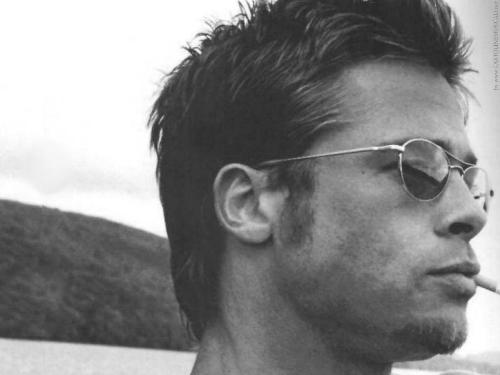 brad pitt - the face image of Brad Pitt