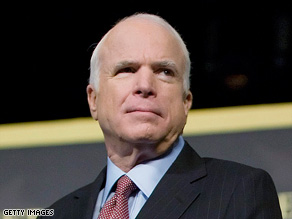 Good or bad choice? - John McCain