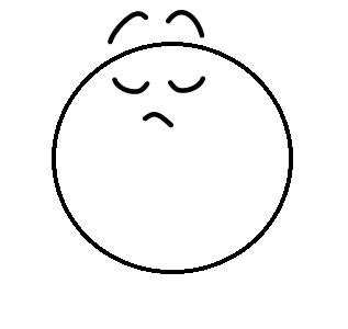 arrogance - cartoon face of arrogance