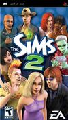 The Sims 2 PSP - The SiMS 2 PSP