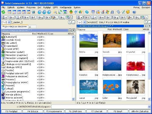 Total Commander - Total Commander, a great file management software.