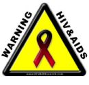 hiv/aids - warning, HIV/AIDS, health, living, life