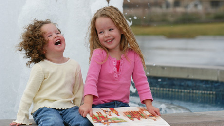 ...just love that laugh - that's a healing therapy - Laughing is the best therapy.