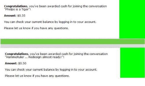 bouns  - bonus for completing survey