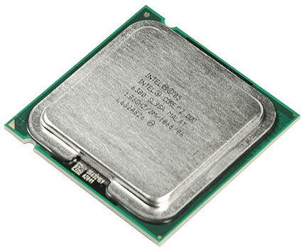 processor - amd or core2duo