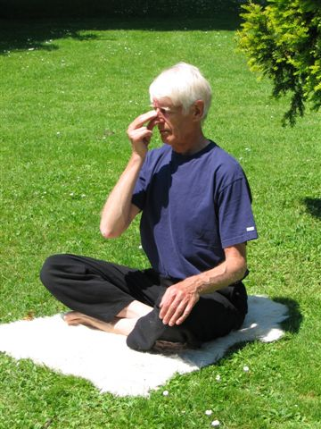 Pranayama - it can be done early in the morning