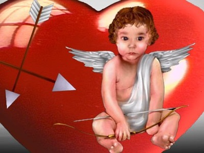 crazy cupid - picture of stupid cupid