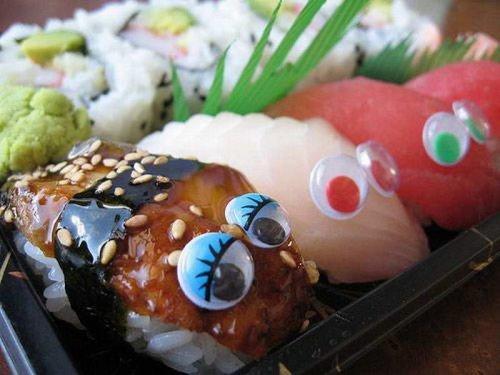 Cute Sushi Food - Cute Sushi Food Creation