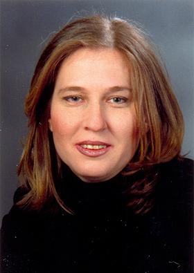 Tzipi Livni - Tzipi Livni is Israel new Prime Minister
