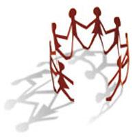 Social Network - People meeting People