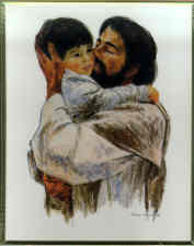 kissing a child without its permission - kissing a child without permission is a crime