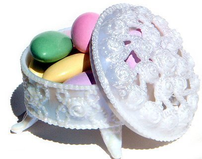 candy dish - how many candy dishes do you have?