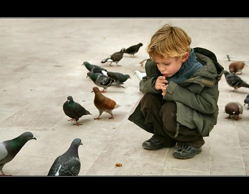"Patience is the greatest prayer. - ""You can learn many things from children. How much patience you have, for instance.'"