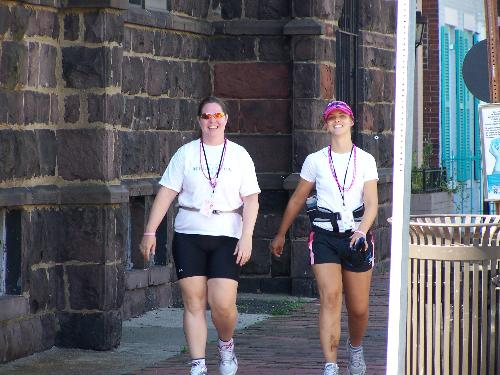 Walking in DC - The walk is almost over, and I'm about ready for it!
