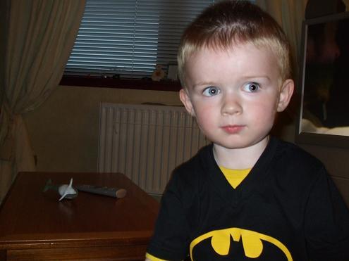 My son - Dylan
