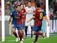 Xavi Hernandez  - Xavi Hernandez's continuity in football club of Barcelona is not negotiable........