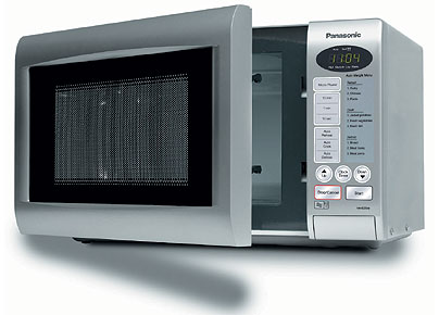 microwave - what do you do when the microwave goes out.