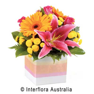bouquet of flowers - they are so lovely, aren't they?