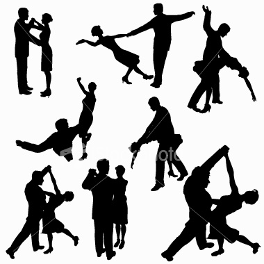 Ballroom Dancing - Any of various social dances, such as the fox trot, tango, or waltz, in which couples follow a conventional pattern of steps.   - answers.com