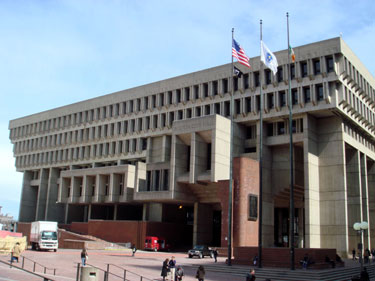 New Boston City Hall - The #1 ugliest building in the world
