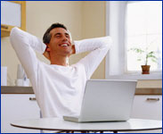 workiing at home - Working at home