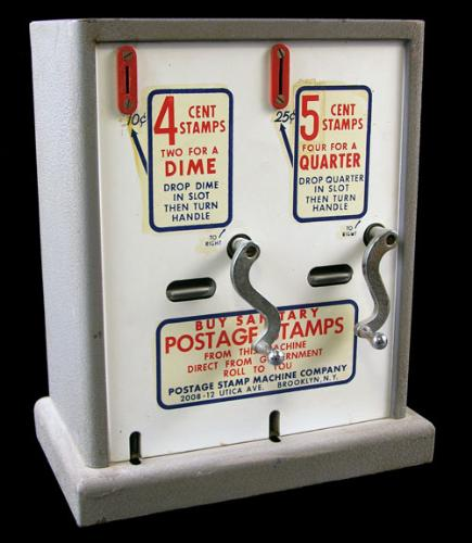 Stamps Machine - Postage stamps