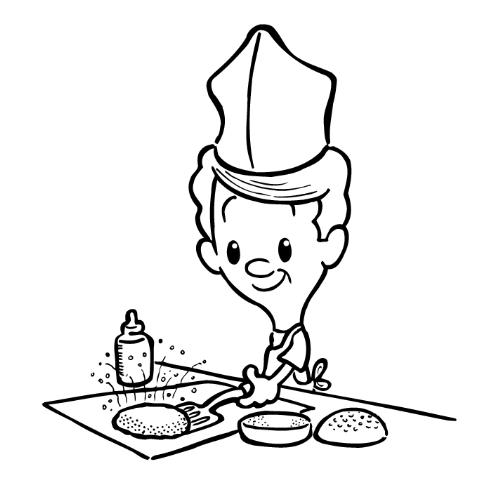 cooking - do you cook everyday? cooking is something that should be done by all even if he is rich enough to have servants.