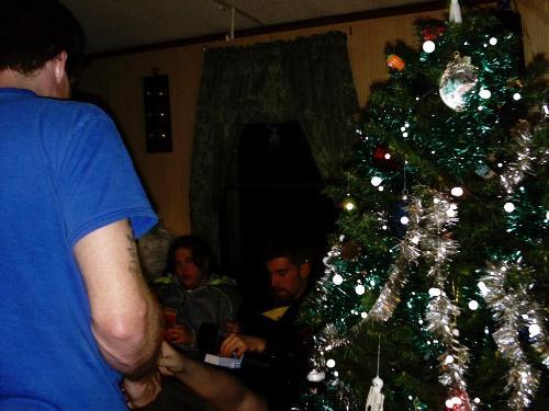 Christmas Tree - 12-25-2007. Merry Christmas!