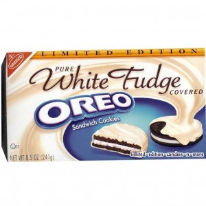 MYKJL'S Oreo Cookies - White Fudge Oreo Cookies