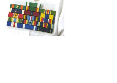 Navy Ribbons - What the heck do these mean anyway?