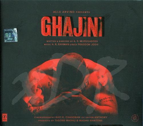 ghajini - aamirs new movie - ghajini