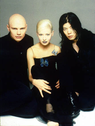 The Smashing Pumpkins - This is an amazing band! Billy Corgan is a musical genius.