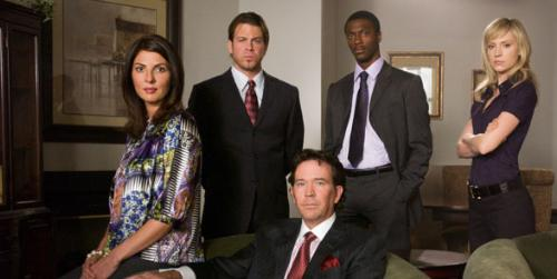 Leverage Cast  - All crooks - it is great!