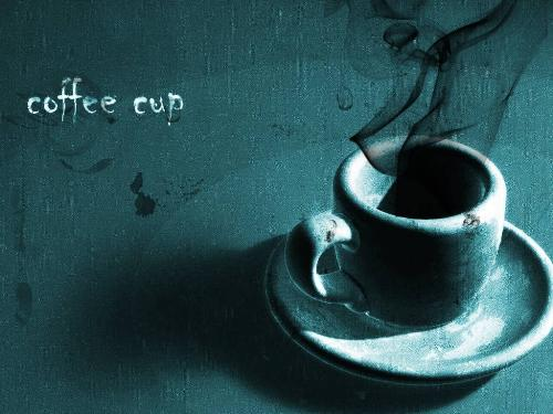 care for a cup og coffee? - there are lots of coffee addicts out there...