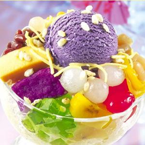 Halo Halo - Philippine's favorite snack/dessert