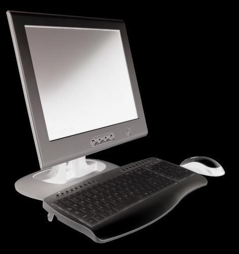 Desktop Computer - This is a photo of desktop computer