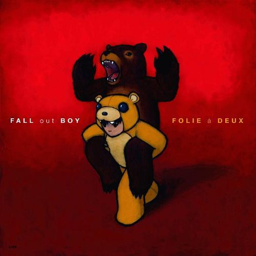 Folie A Deux Front Album Cover - This is the front album cover of Fall Out Boy's newest album, Folie A Deux