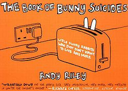 Book Cover-Disgusting - The Book of Bunnys Suicides.