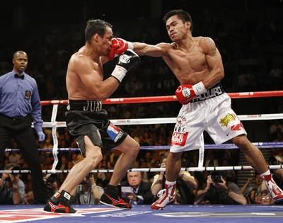 Boxing - I wonder how compubox measure manny's speedy punches.