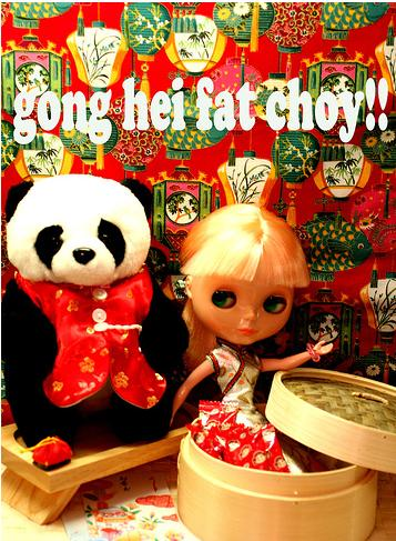 Kong Hei Fat Choi - Happy Chinese New Year!