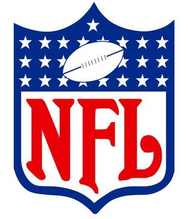 (N)ational (F)ootball (L)eague NFL - Just the official NFL football sign/logo I found!