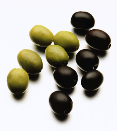 Black and green olives - Black and green olives are very healthy and necessary for your body. Eating olives may elongate your life and you may end up living till 100 years!