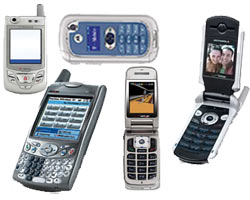 cell phone - cell phone