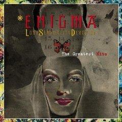 """Enigma CD cover - Enigma CD cover - """"Love Sensuality Devotion"""""""