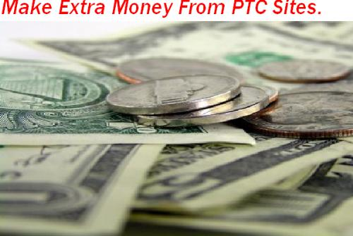 Making money online - Are you making money from PTC sites?